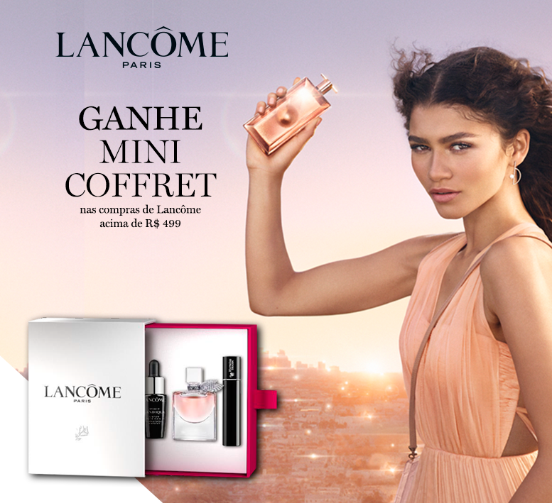 lancome coffret mobile